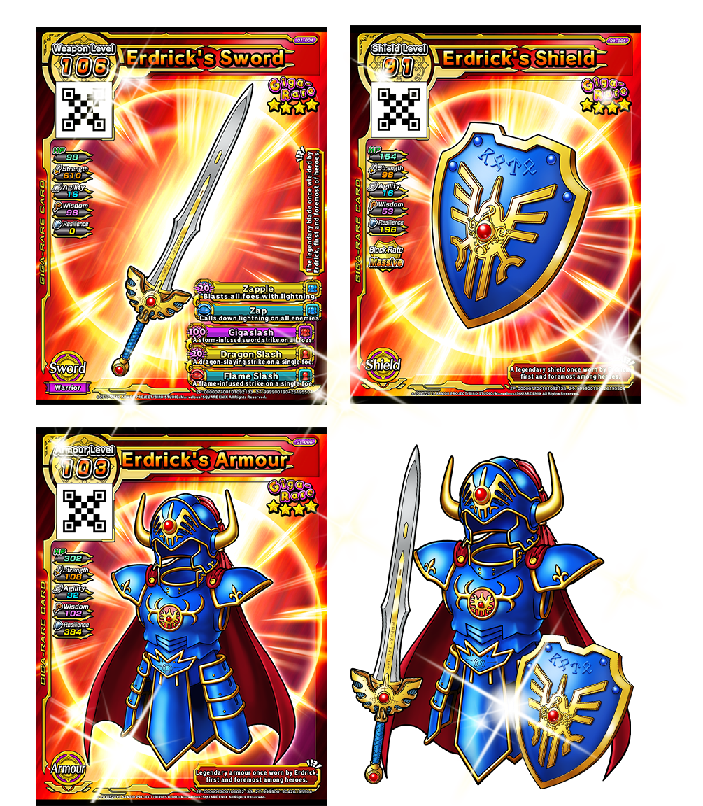 Game Info Cards Season 1 Dragon Quest Scan Battlers Dqsb It cannot be bought at any store, and can only be found in damdara, buried in the ground, but npc's in cantlin give away hints at where it is located. dragon quest scan battlers dqsb