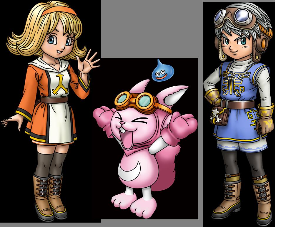 Dragon Quest of The Stars di Square Enix è ora disponibile in tutto il mondo