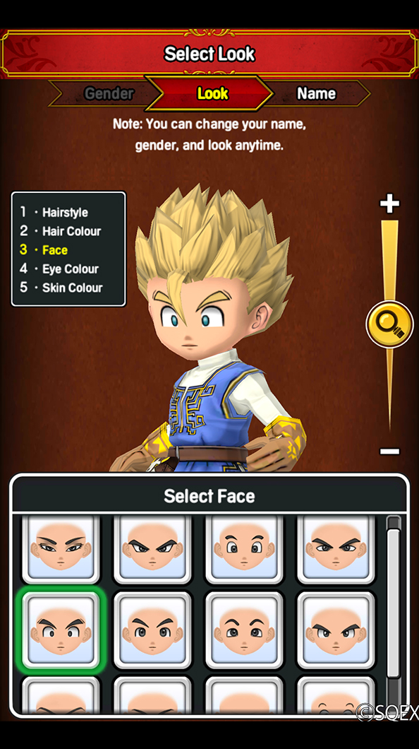 Dragon Quest of the Stars.